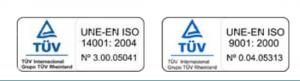 Certificados sellos
